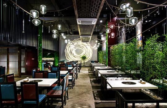 餐厅沙发定制,餐椅定制成为餐饮行业趋势