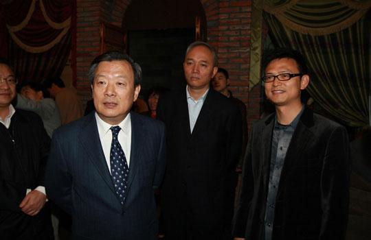 浙江省省委书记夏宝龙亲临雅莉莎沙发家具公司指导工作
