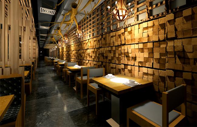 原始部落火锅餐厅