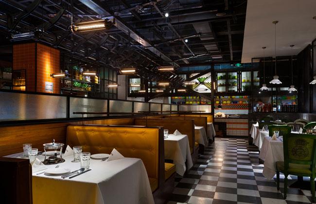 多伦多海鲜自助餐厅合作案例