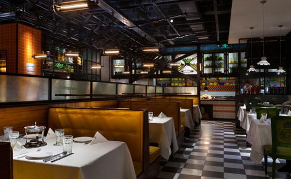 杭州多伦多海鲜自助餐厅合作案例
