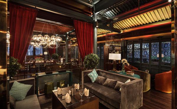 新中式餐厅家具哪里可以定做?雅仕达家具厂家直销