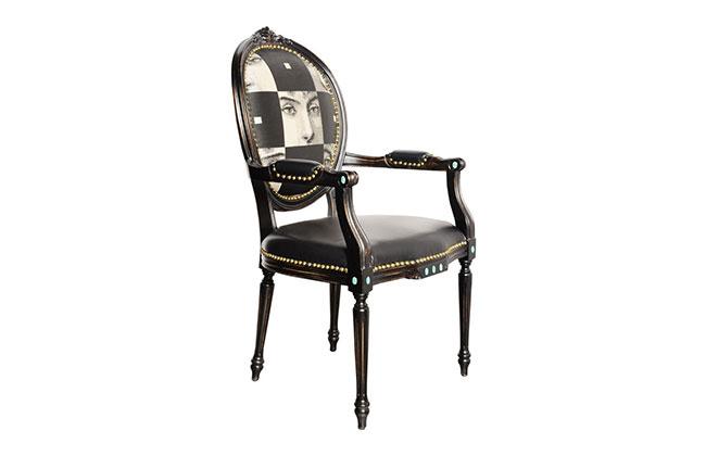 西餐厅椅子、咖啡厅椅子YZ-1306