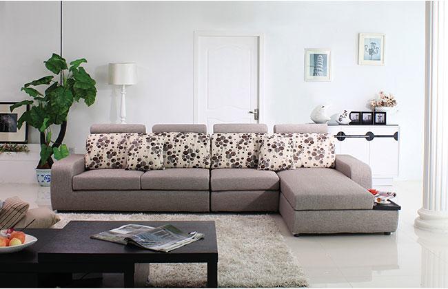 布艺沙发-2069