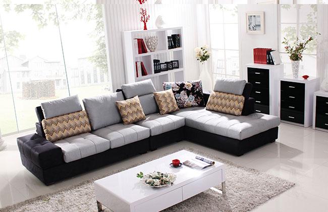 客厅布艺沙发-2105