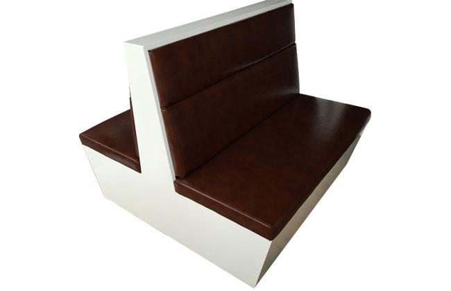 餐厅卡座、咖啡厅卡座沙发-KZ-1007