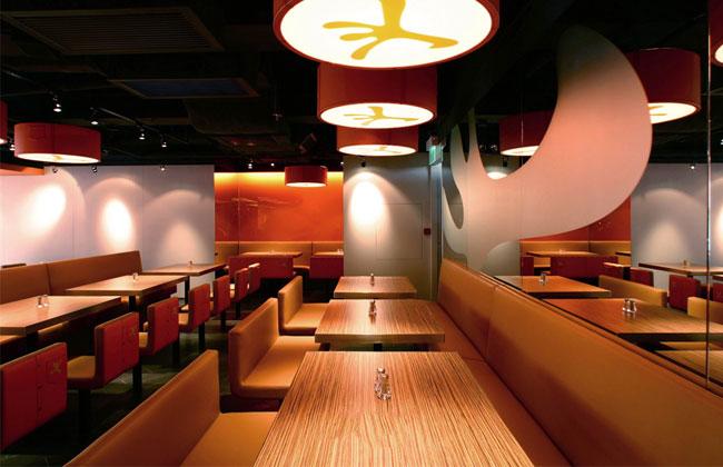 餐厅卡座、火锅店卡座-KZ-1069