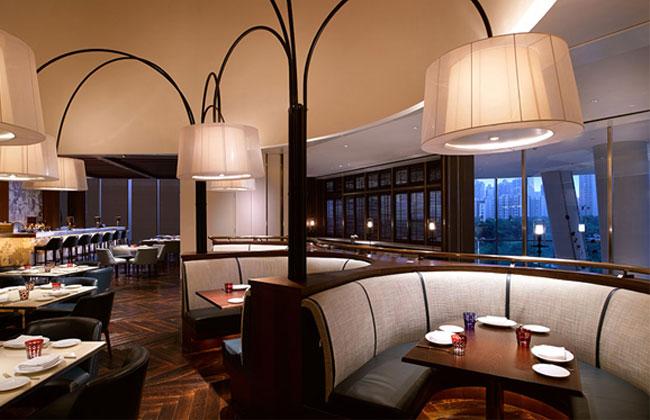 酒店餐厅卡座沙发-KZ-1088