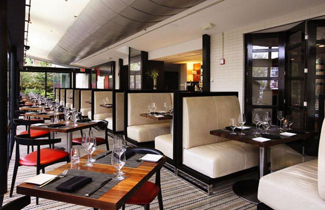 餐厅卡座、咖啡厅卡座-KZ-1127