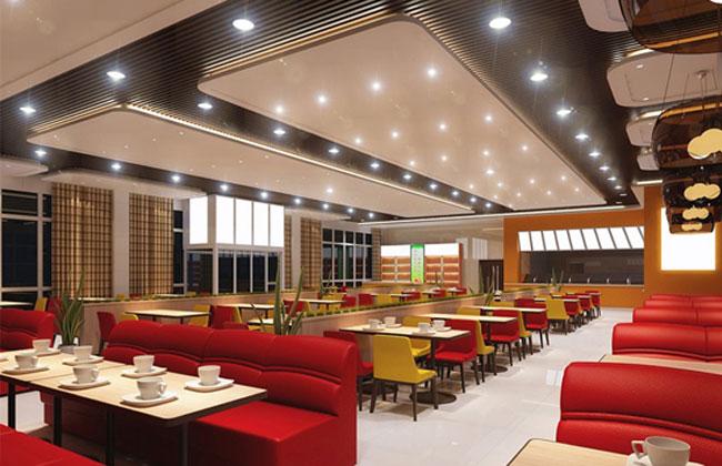 餐厅卡座-KZ-1017