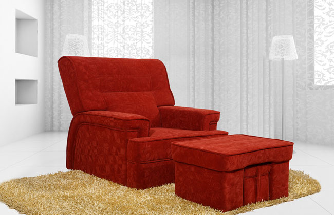足浴足疗沙发、电动足浴沙发ZY-13