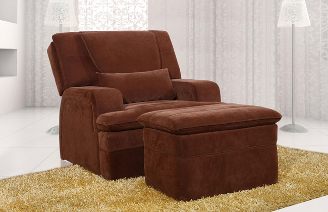 足浴足疗沙发、浴场沙发、电动沙发ZY-14