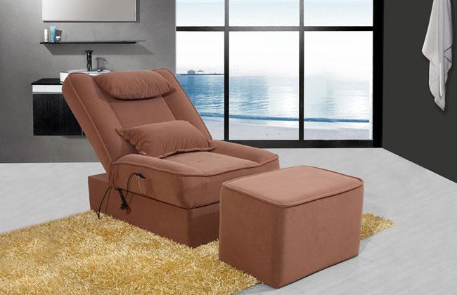 足浴足疗沙发、电动足浴沙发ZY-17