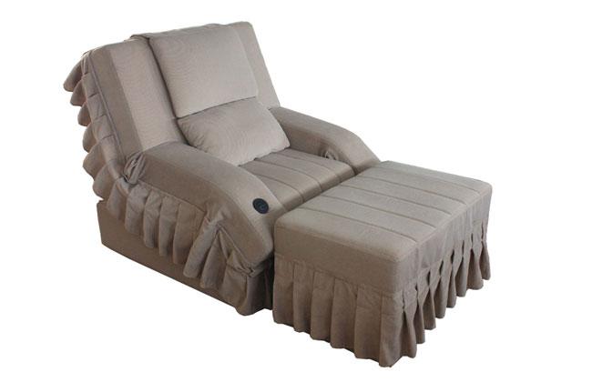 足浴足疗沙发、浴场电动沙发ZY-23