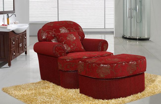 足浴足疗沙发、浴场电动沙发ZY-24