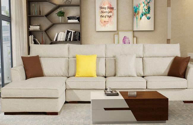 客厅布艺沙发-2177