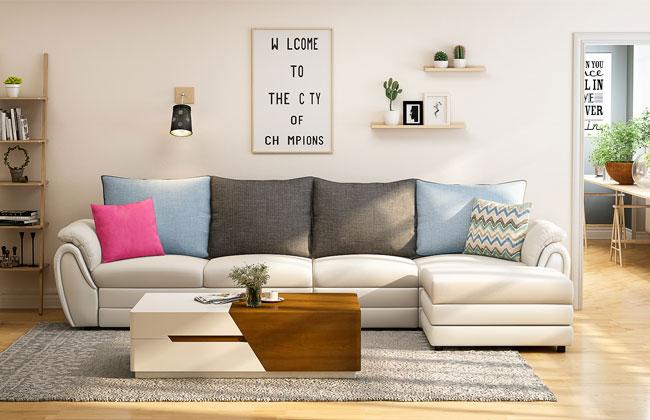 客厅布艺沙发-2192
