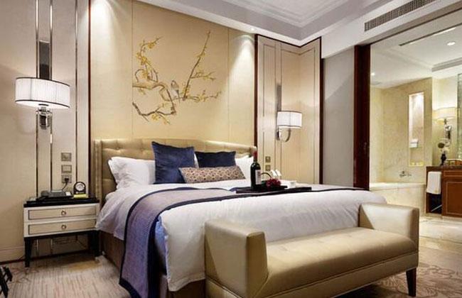 豪华酒店双人床_HY-09