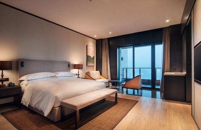 酒店宾馆双人床_HY-12