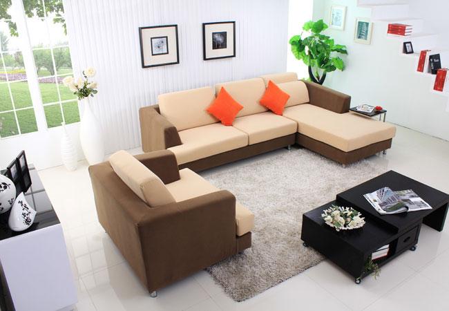 客厅布艺沙发-7007