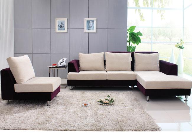客厅布艺沙发-9009