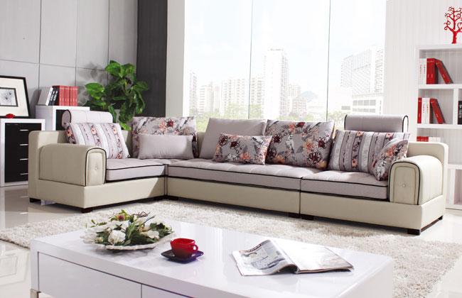 客厅布艺沙发-2101