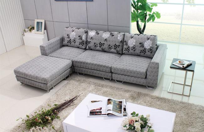 客厅布艺沙发-9050
